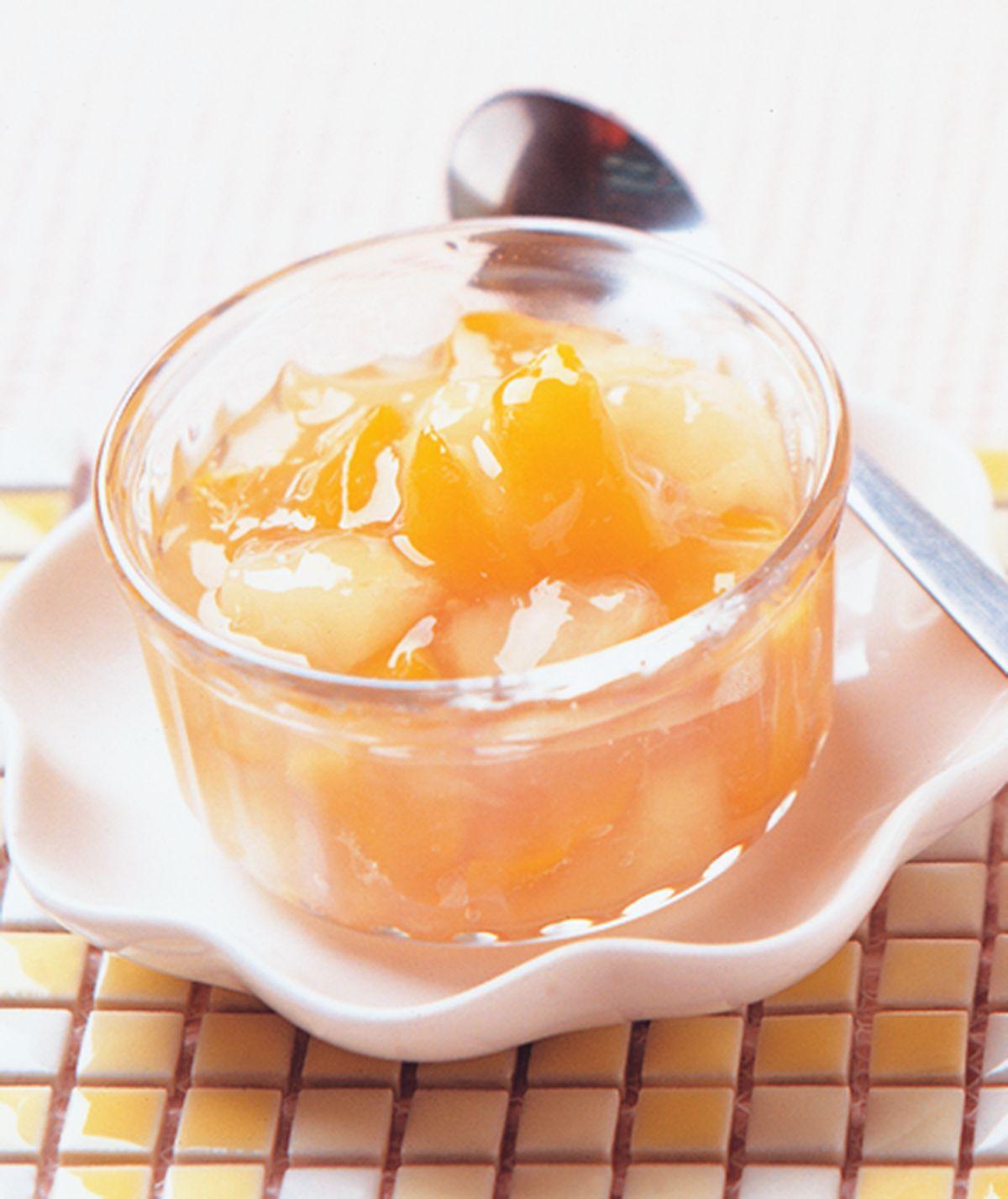 食譜:水蜜桃果醬(1)