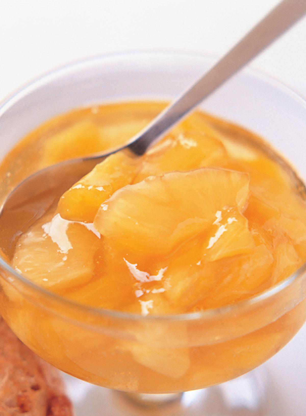 食譜:鳳梨果醬(1)