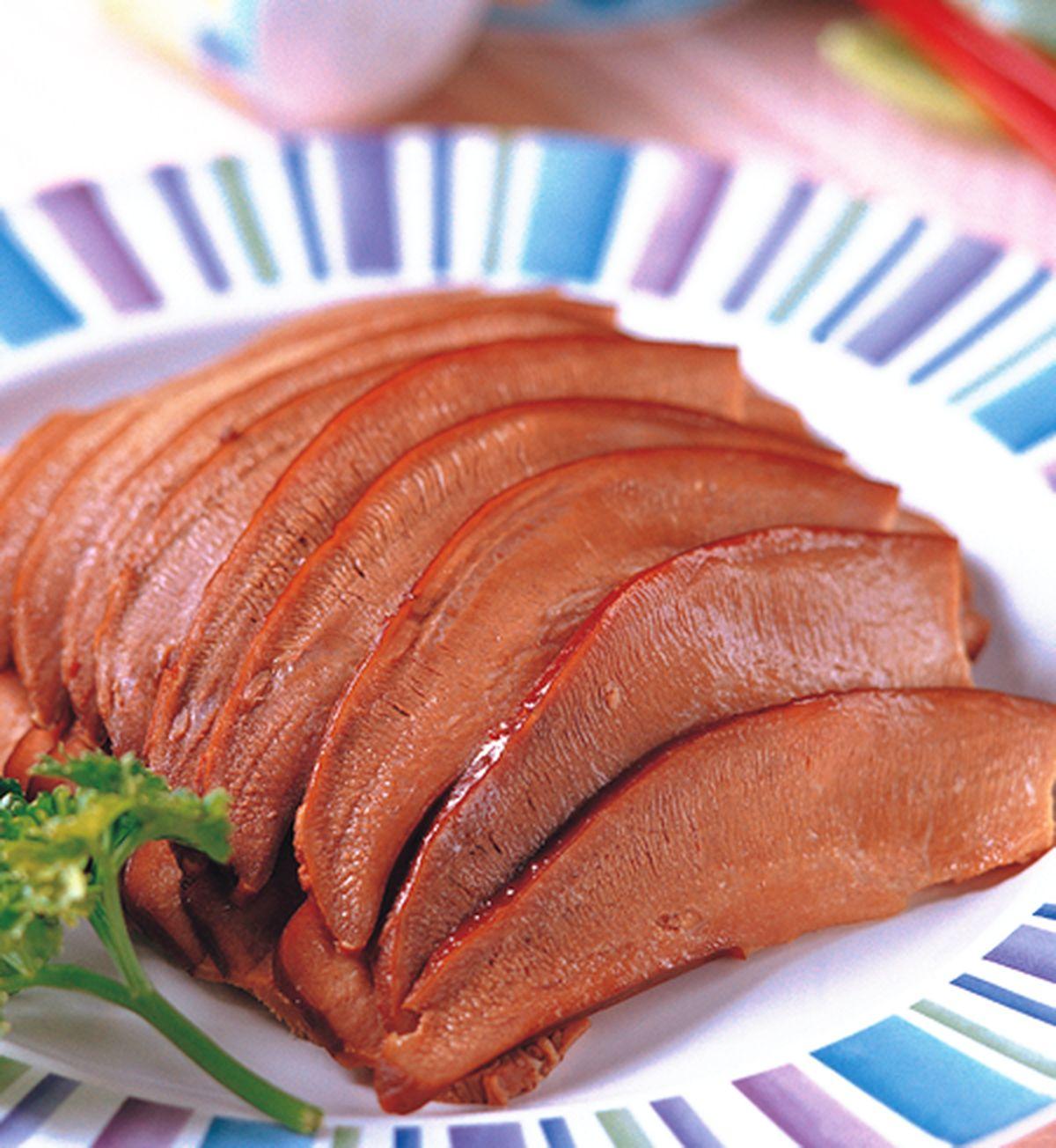 食譜:港式滷豬舌