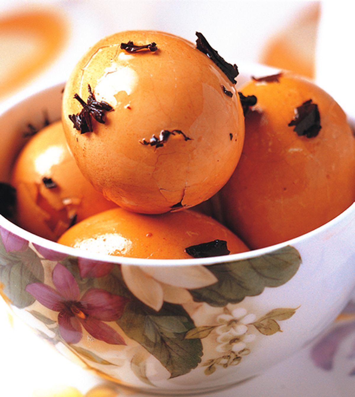 食譜:五香茶葉蛋(2)