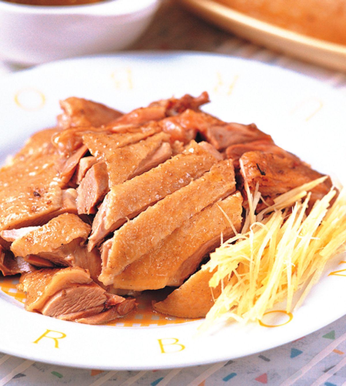 食譜:鹹水鴨