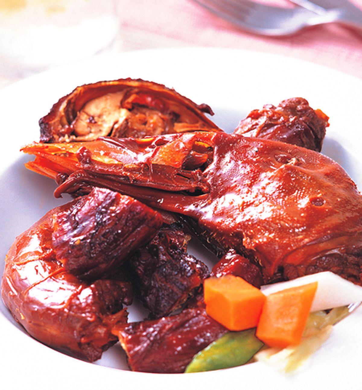 食譜:東山鴨頭(1)