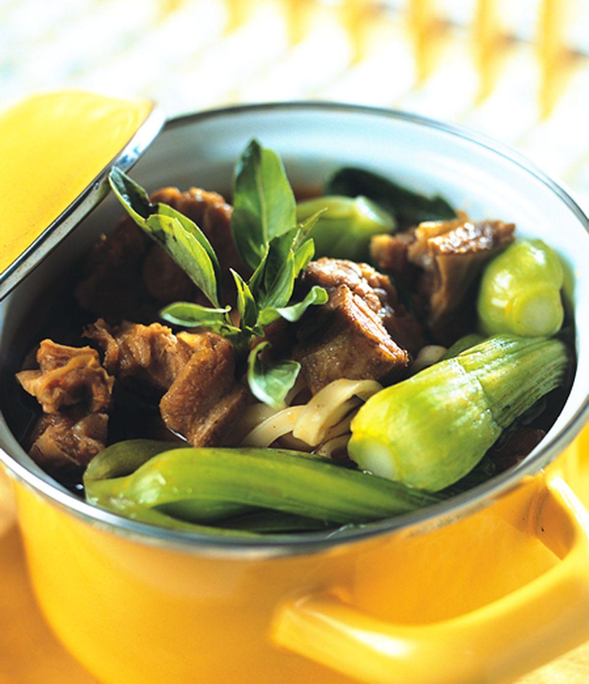 食譜:羊肉麵