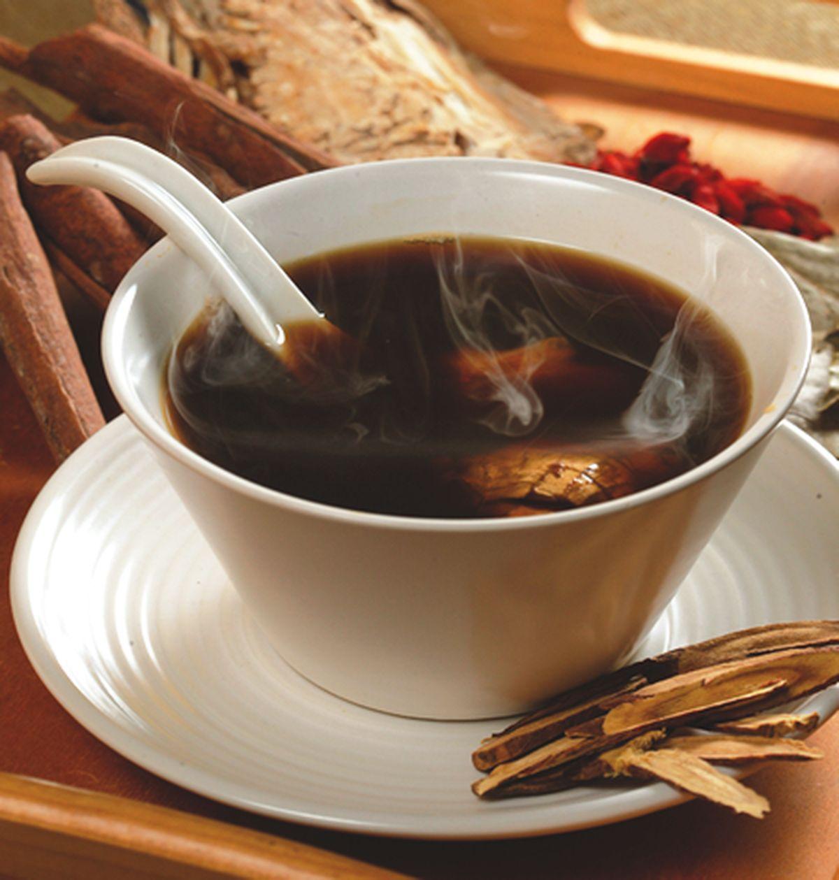 食譜:黑糖薑母茶