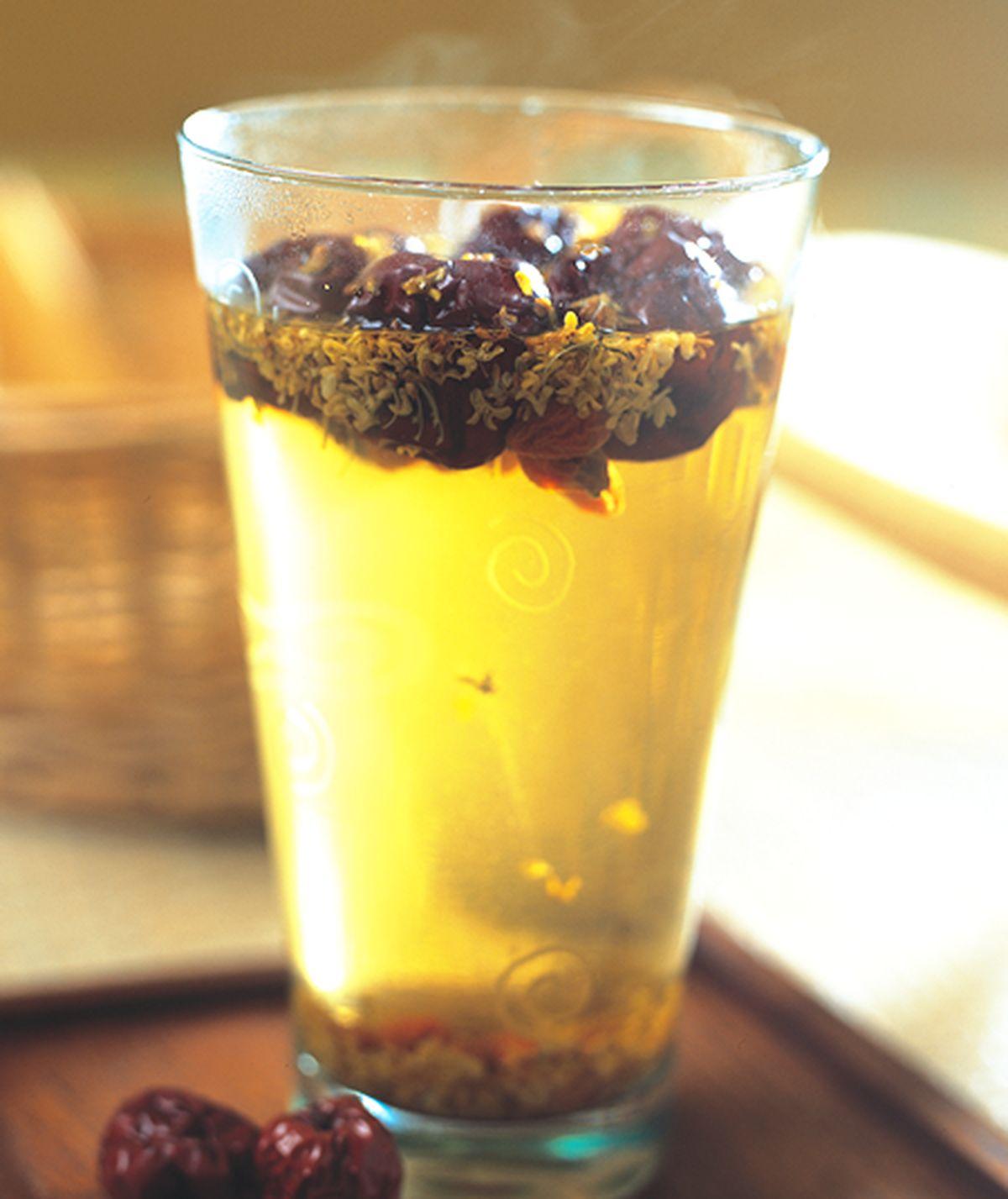 食譜:紅棗桂花茶