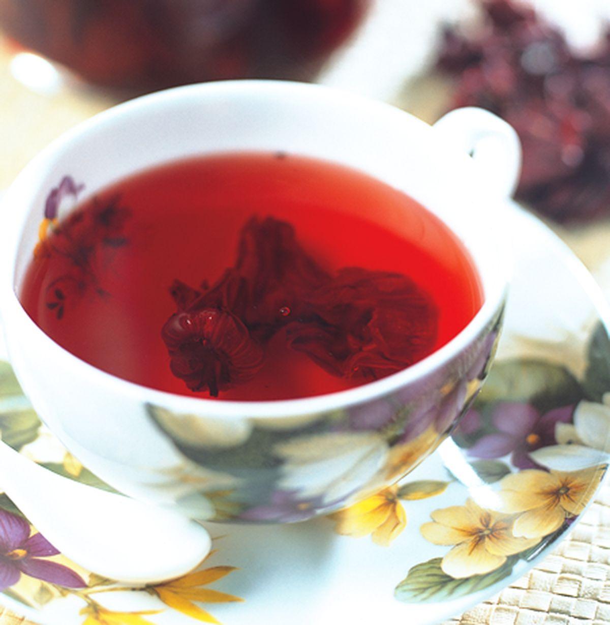 食譜:洛神花茶