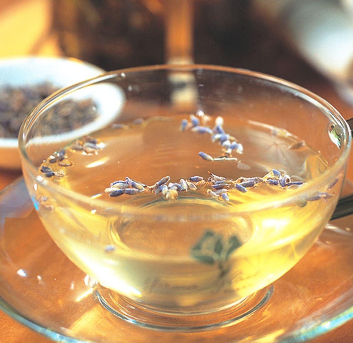 食譜:薄荷薰衣草茶