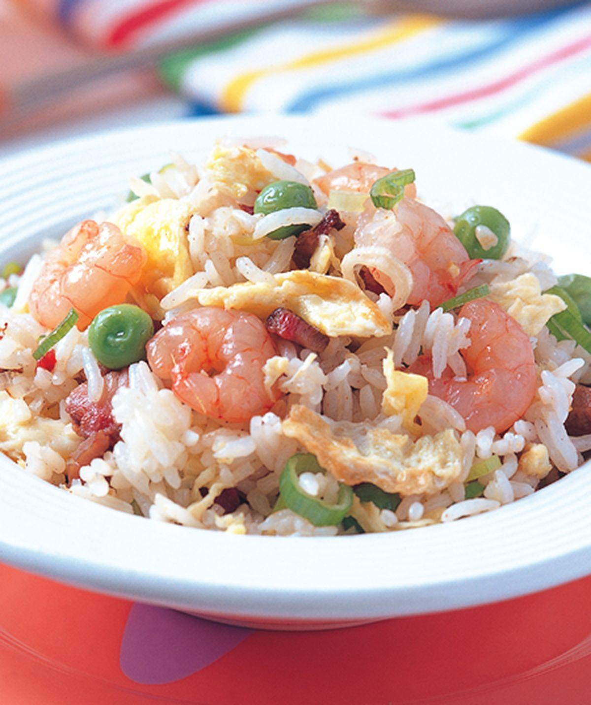 食譜:廣州炒飯(1)