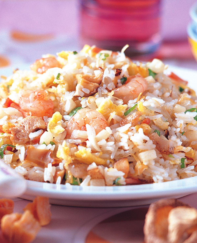 食譜:揚州炒飯(1)