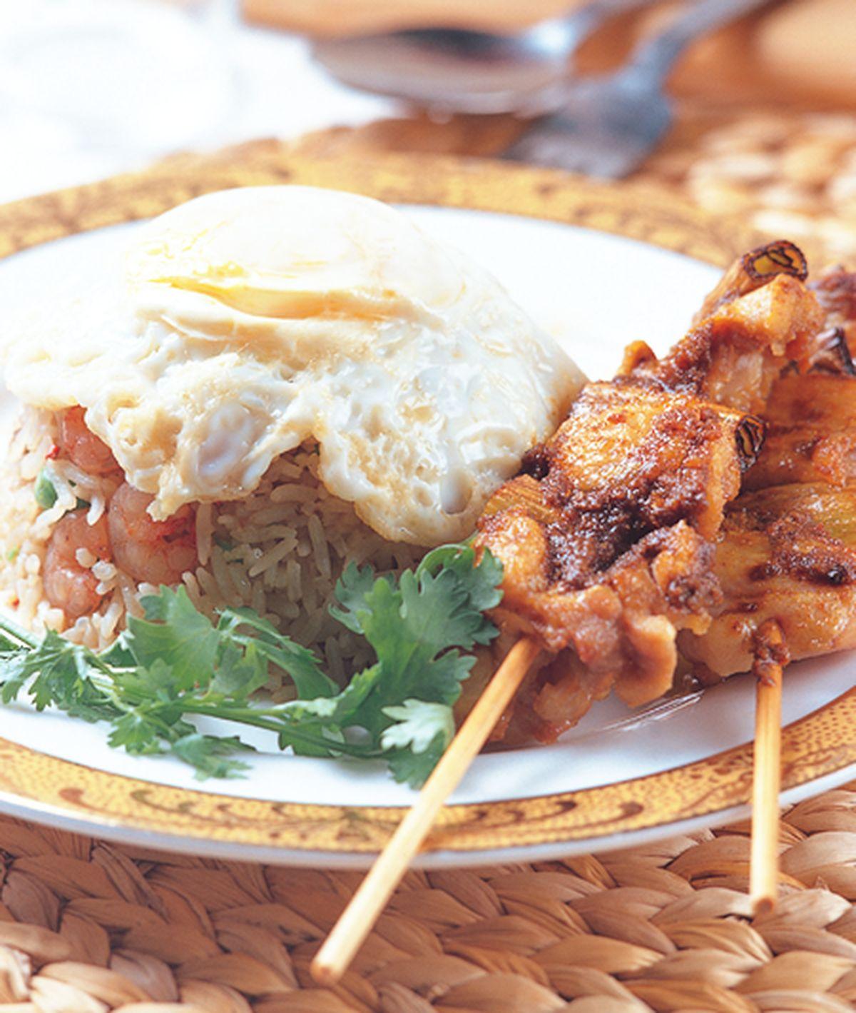 食譜:印尼炒飯
