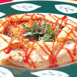 蛋包飯(1)