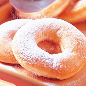 原味麵包甜甜圈