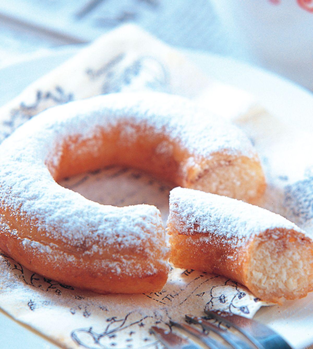 食譜:肉桂甜甜圈