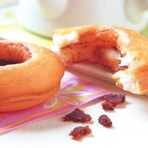 紅豆甜甜圈