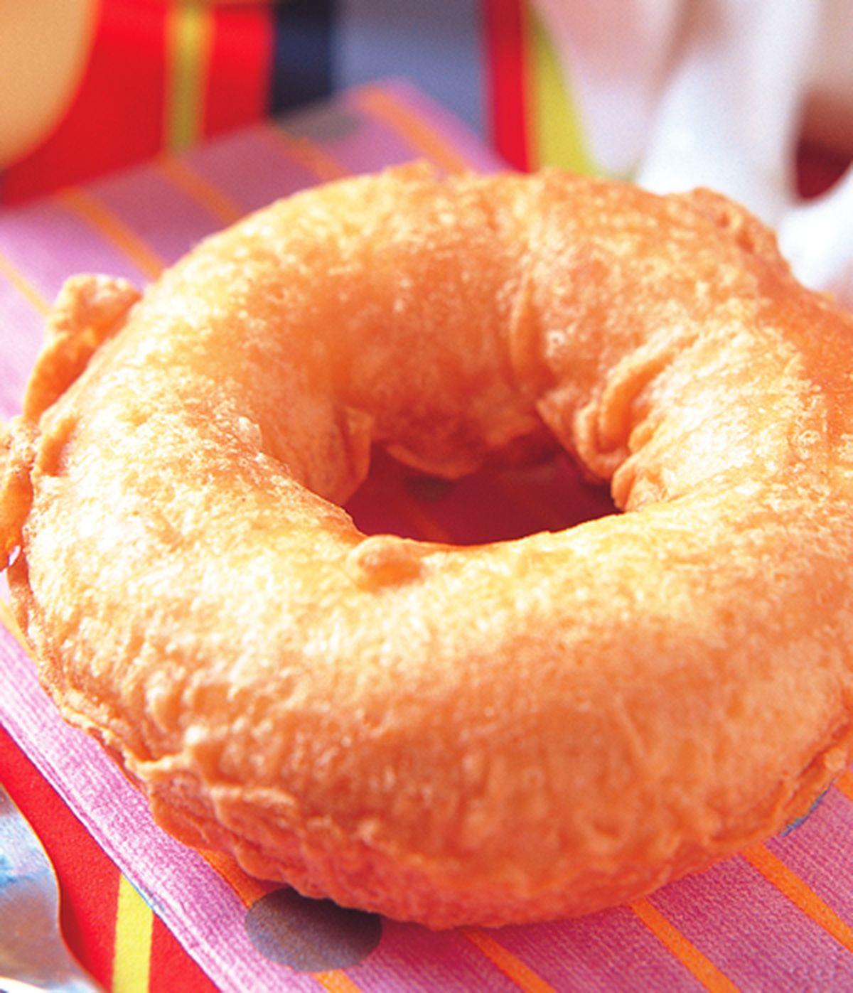 食譜:脆皮鮮奶甜甜圈
