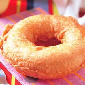 脆皮鮮奶甜甜圈