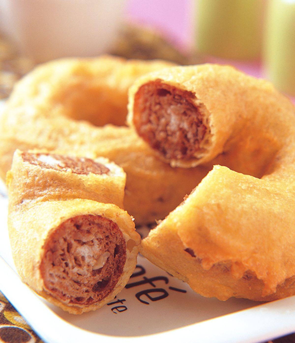食譜:脆皮五穀甜甜圈