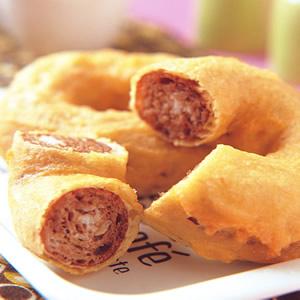 脆皮五穀甜甜圈