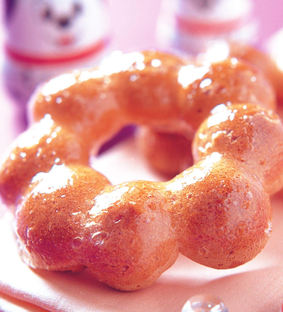 食譜:串珍珠甜甜圈