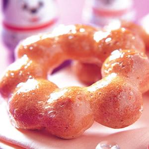 串珍珠甜甜圈