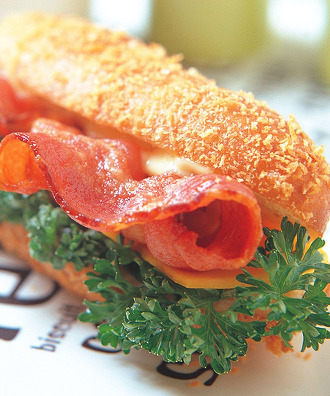 食譜:三明治多拿滋