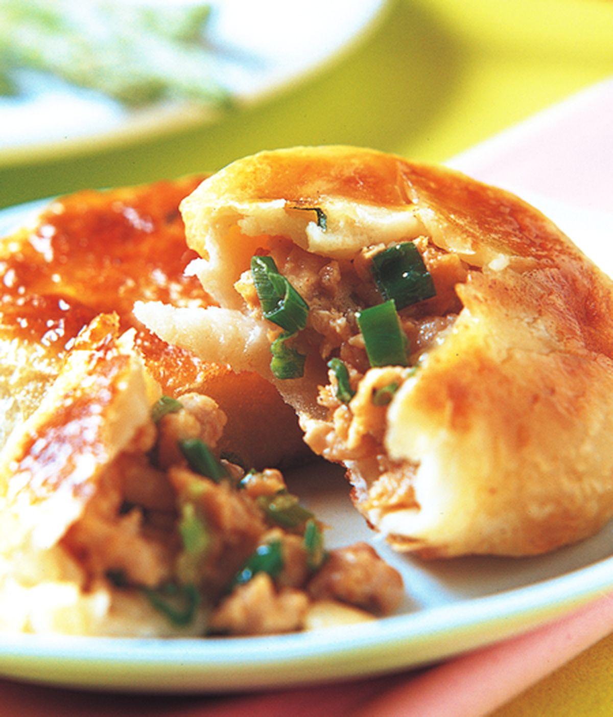 食譜:豬肉餡餅(2)