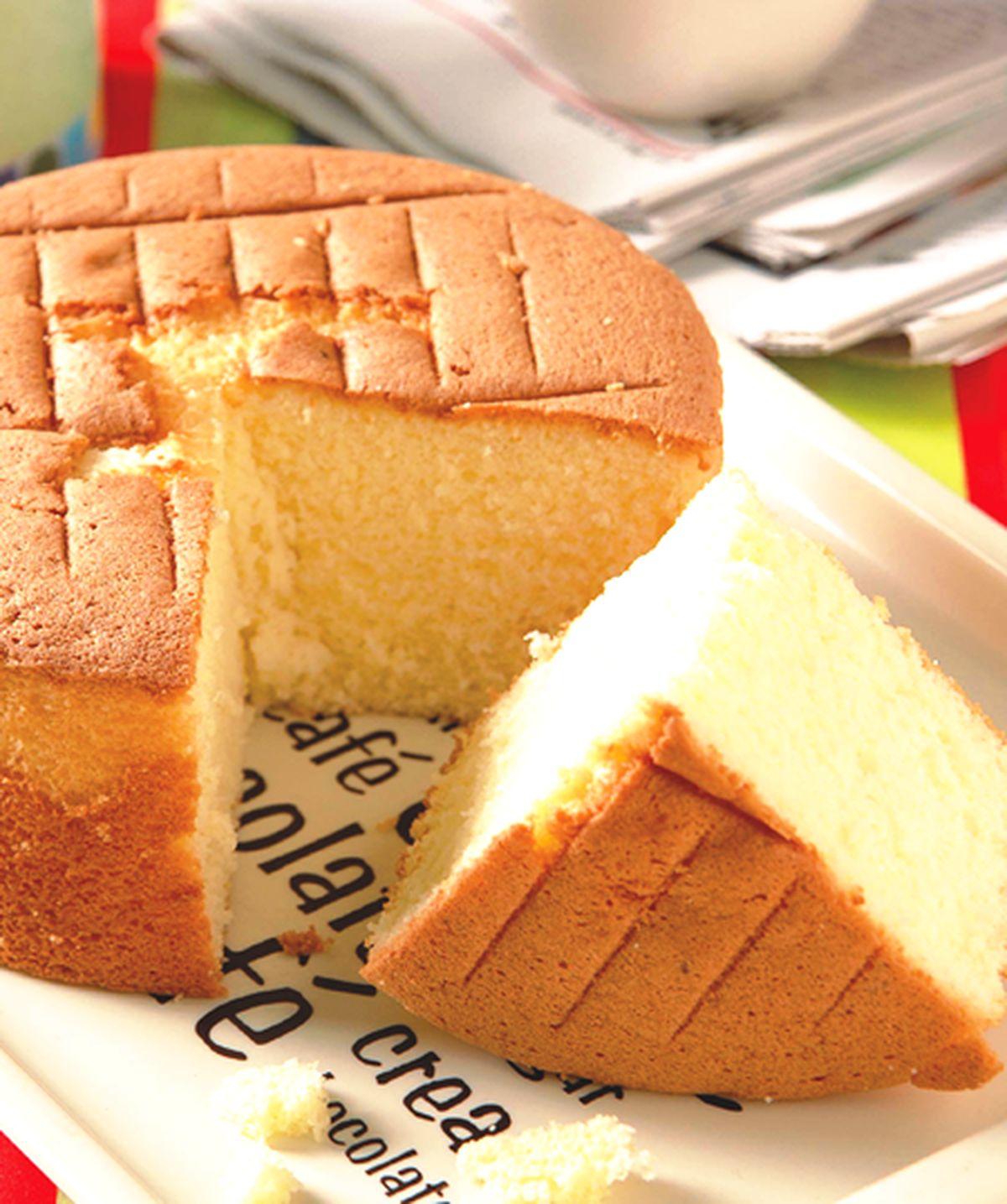 食譜:香草戚風蛋糕(2)
