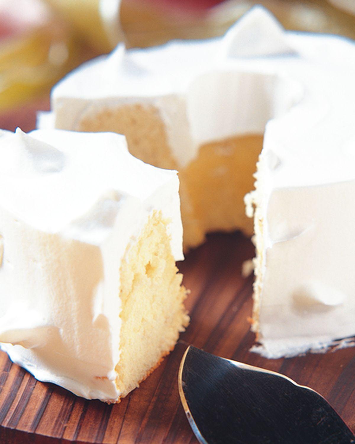 食譜:紅茶海綿蛋糕(1)