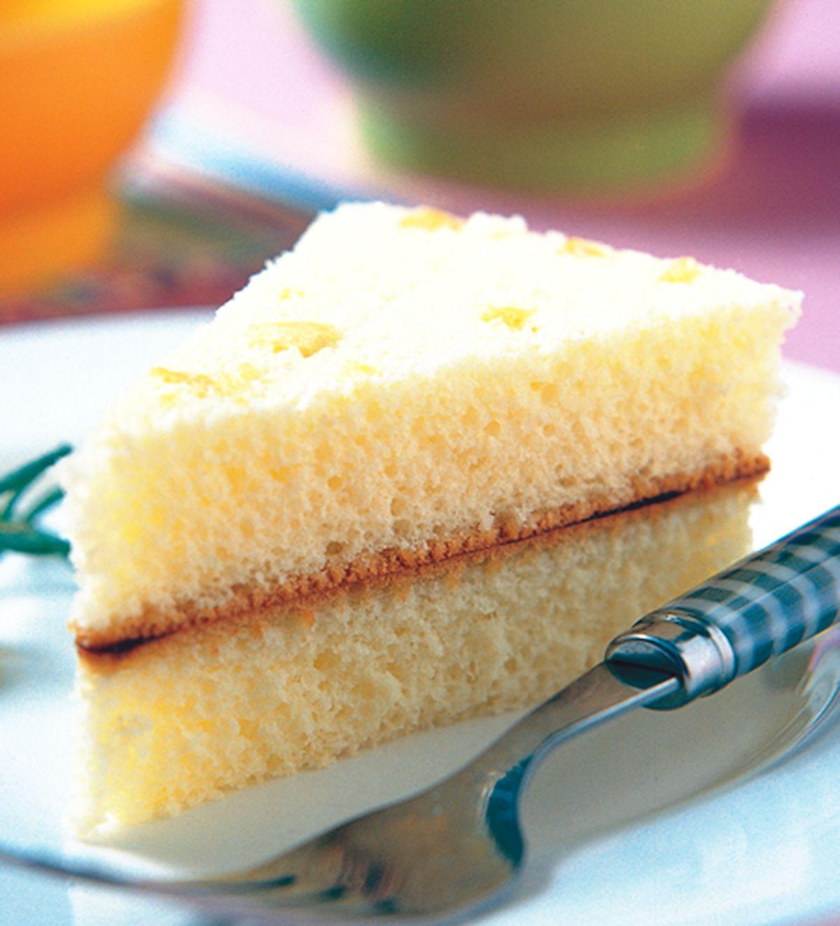 食譜:橙桔海綿蛋糕