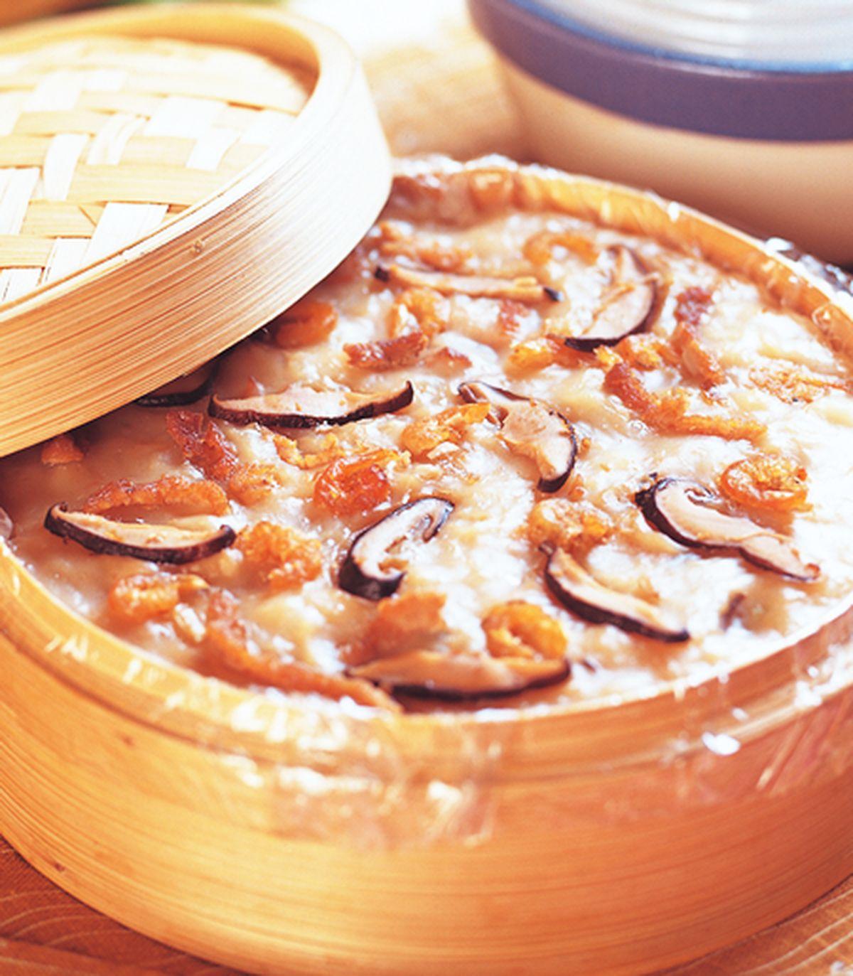 食譜:傳統台式蘿蔔糕