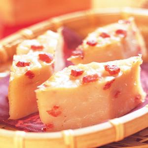 叉燒蘿蔔糕