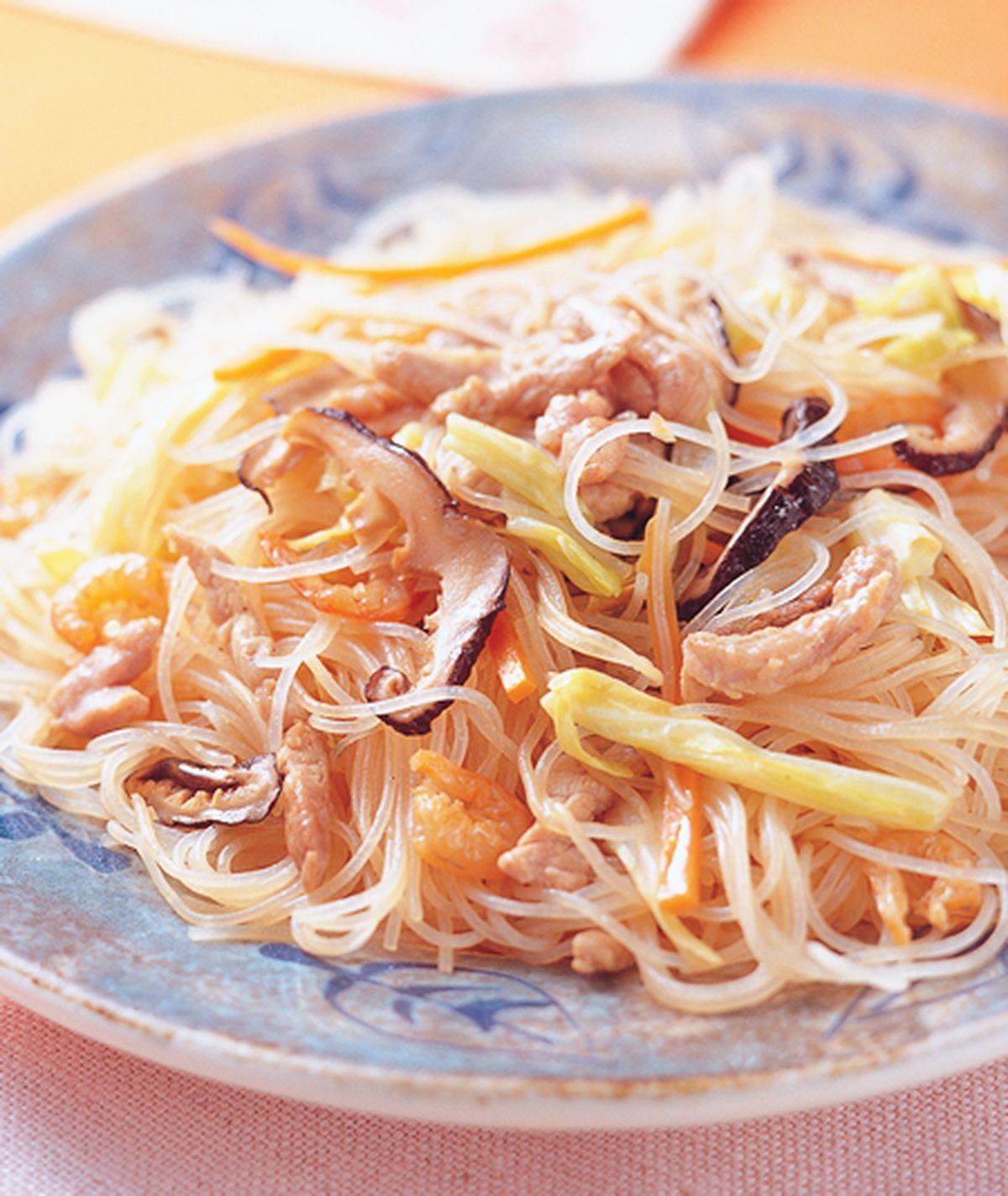 食譜:台式炒米粉