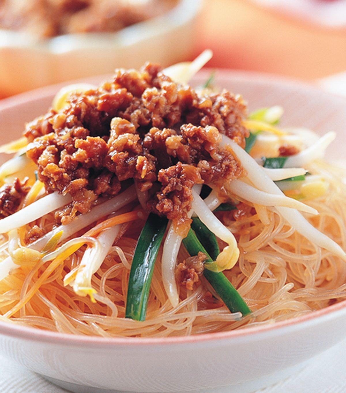 食譜:米粉炒(1)