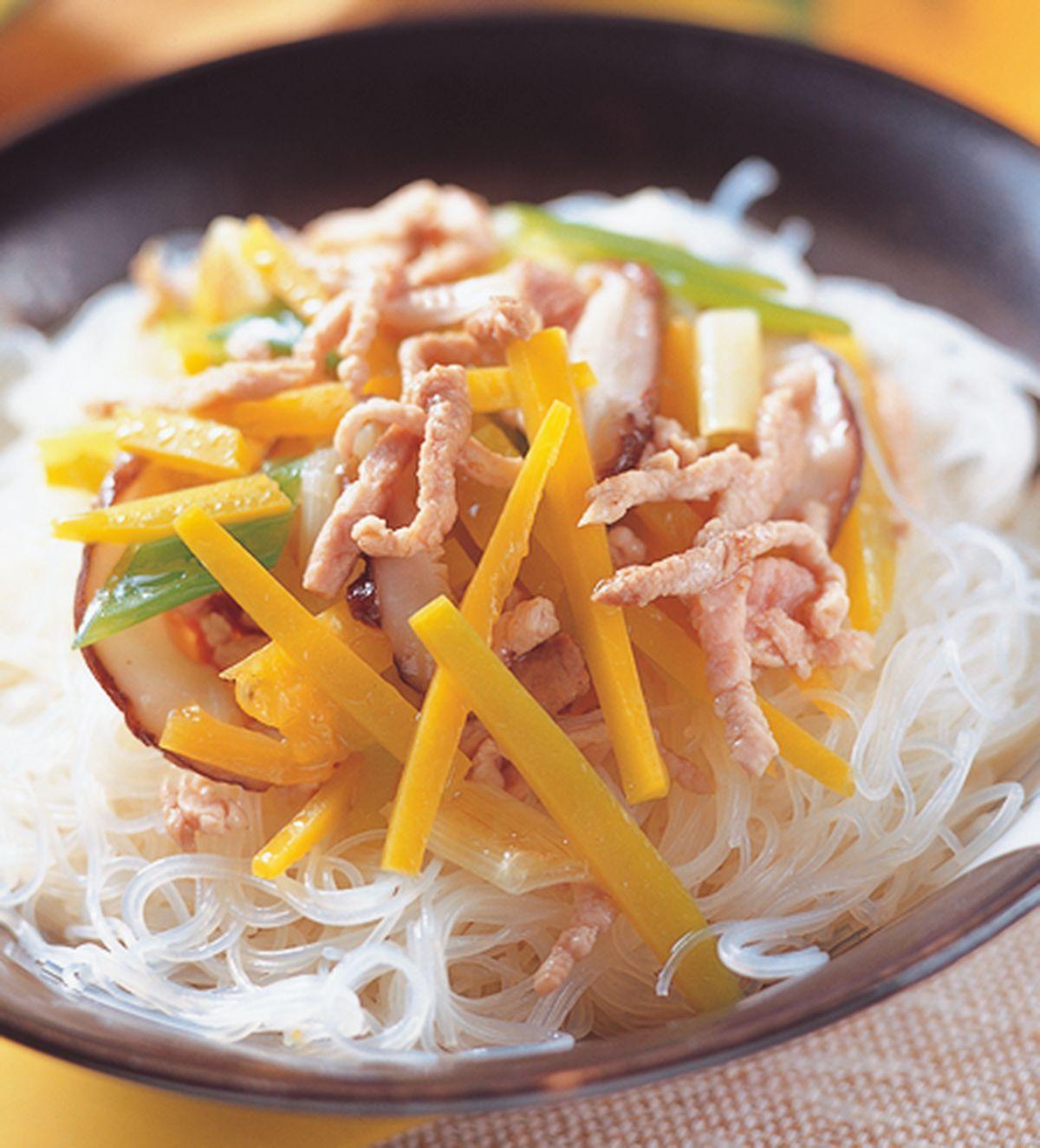 食譜:南瓜炒米粉