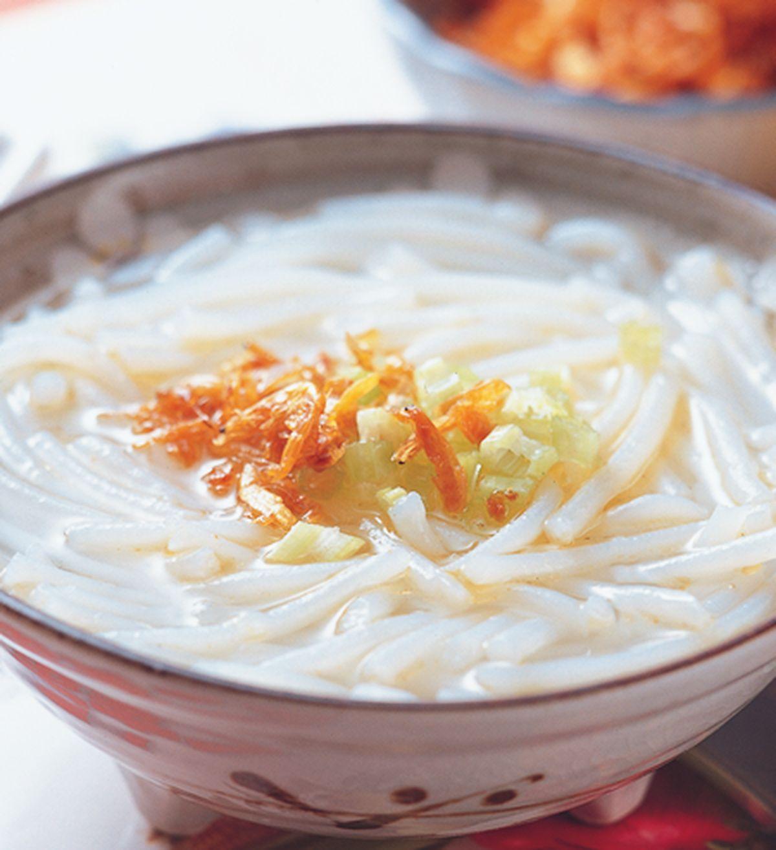 食譜:米粉湯