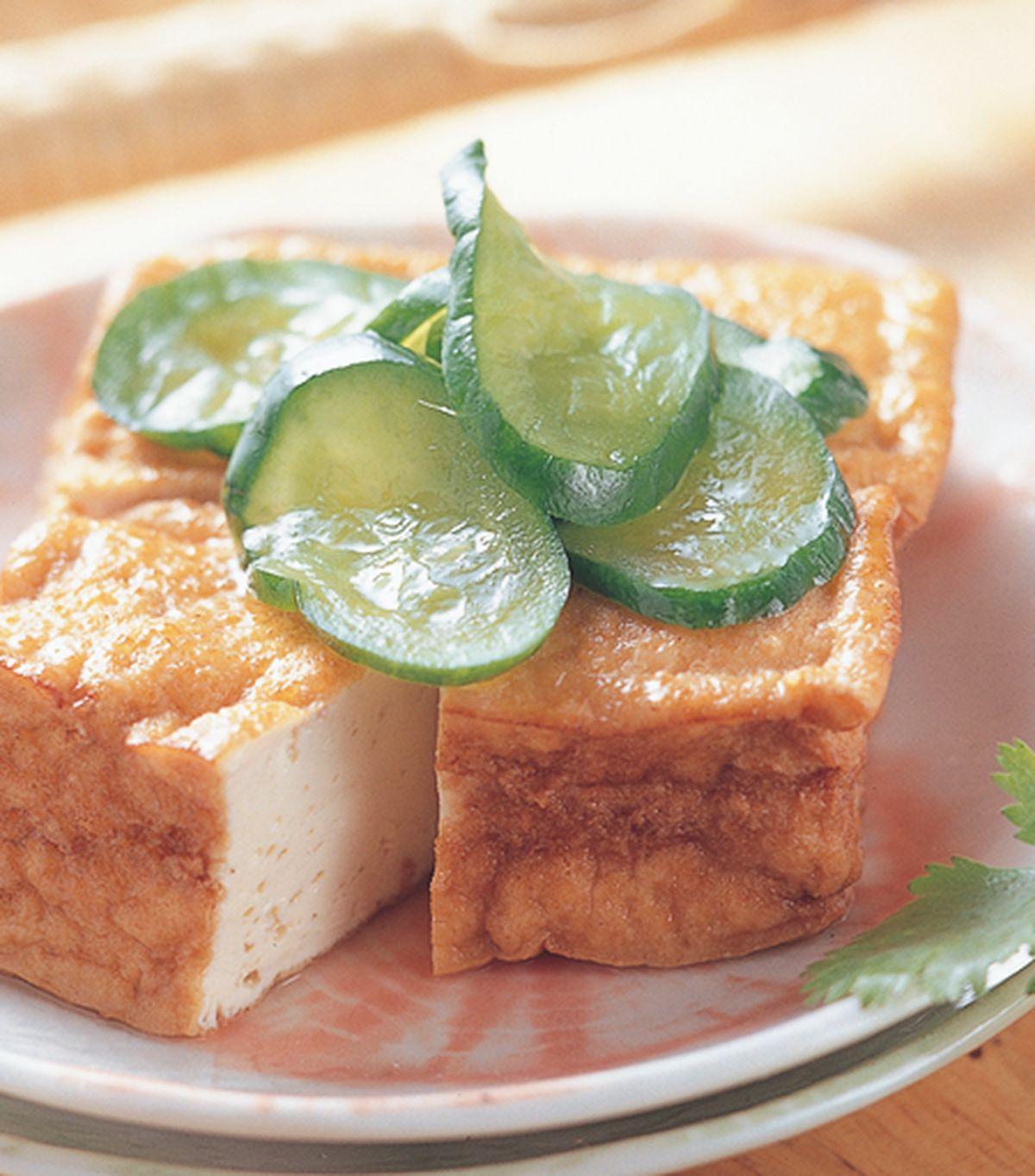 食譜:油豆腐