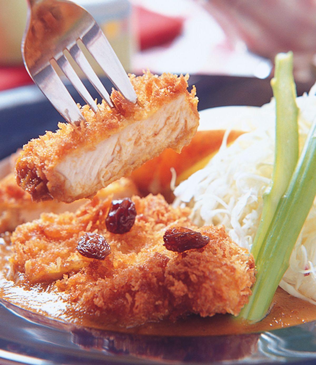 食譜:咖哩炸豬排