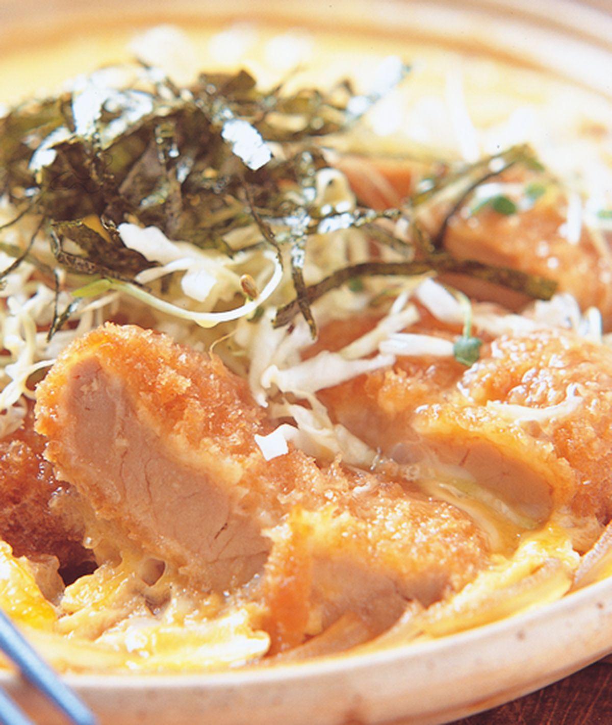 食譜:滑蛋炸豬排