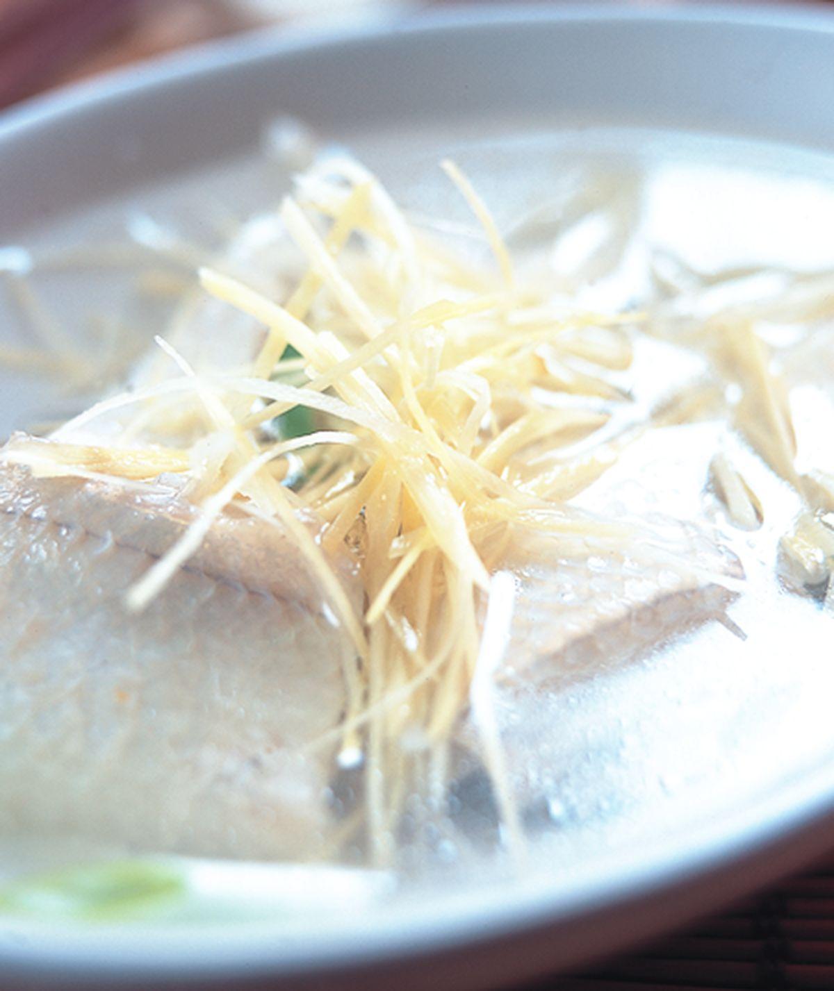 食譜:魚肚湯
