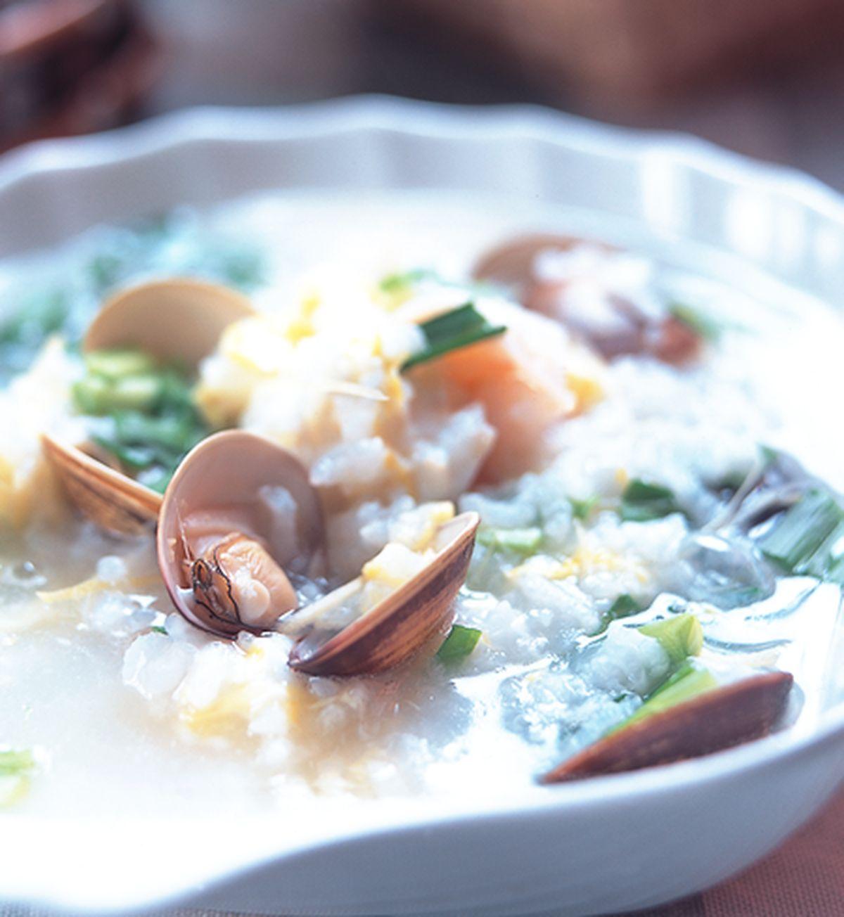 食譜:海產粥(1)