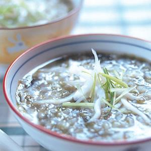 吻仔魚粥(1)