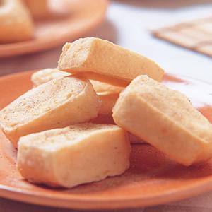 炸百頁豆腐