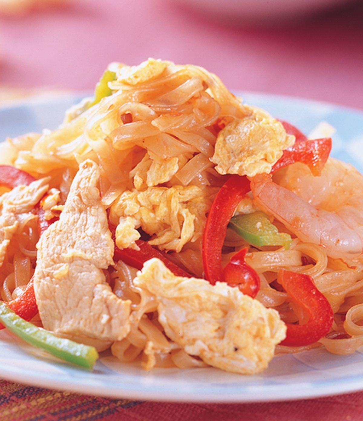 食譜:泰式炒河粉