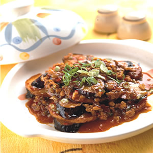 魚香茄子(3)