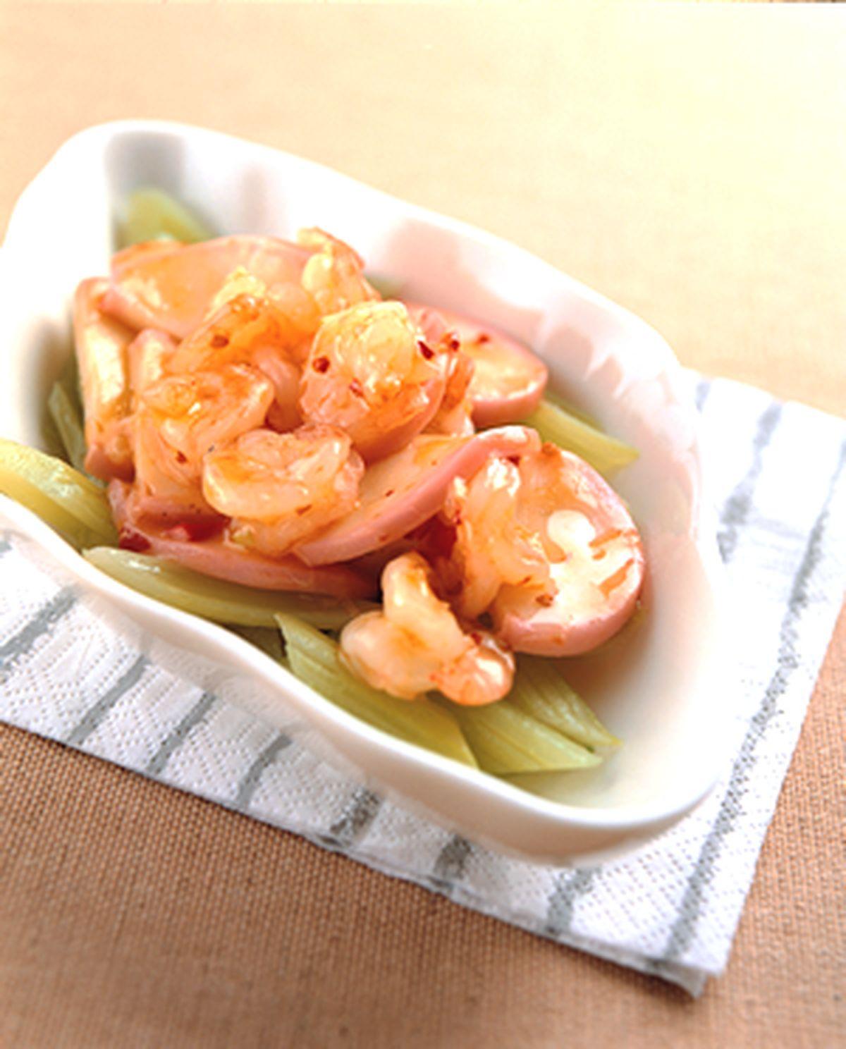 食譜:川汁炒蝦仁