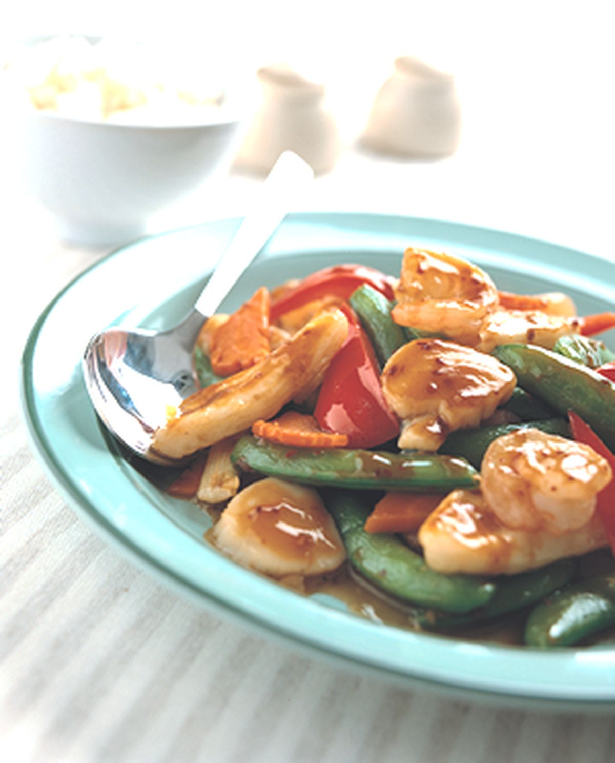 食譜:什錦炒海鮮