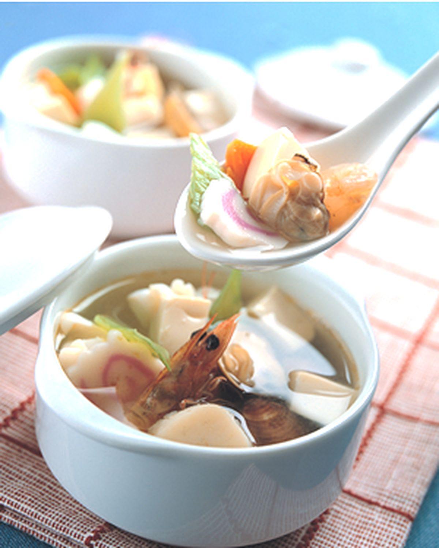 食譜:一品豆腐湯