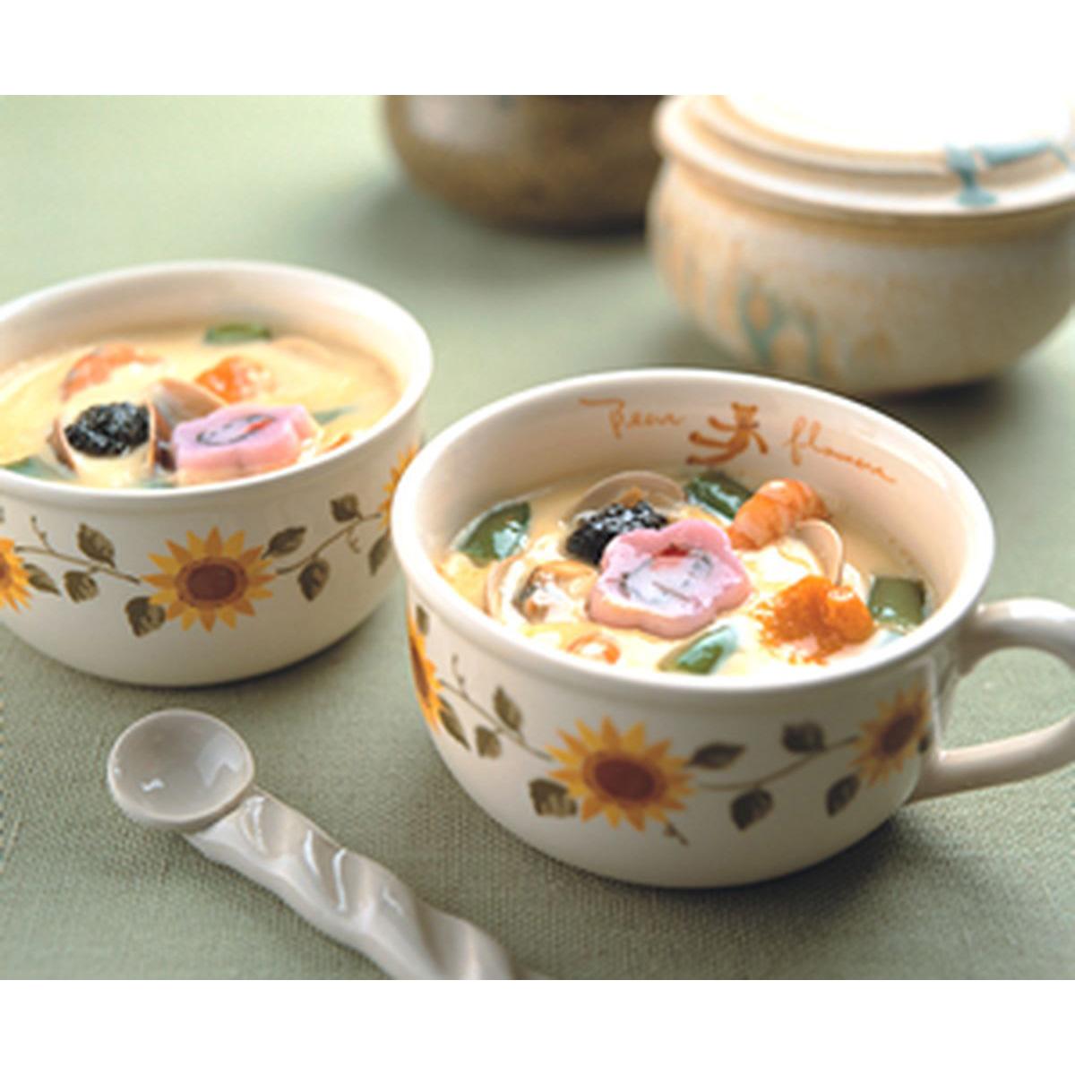食譜:魚子茶碗蒸