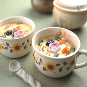 魚子茶碗蒸