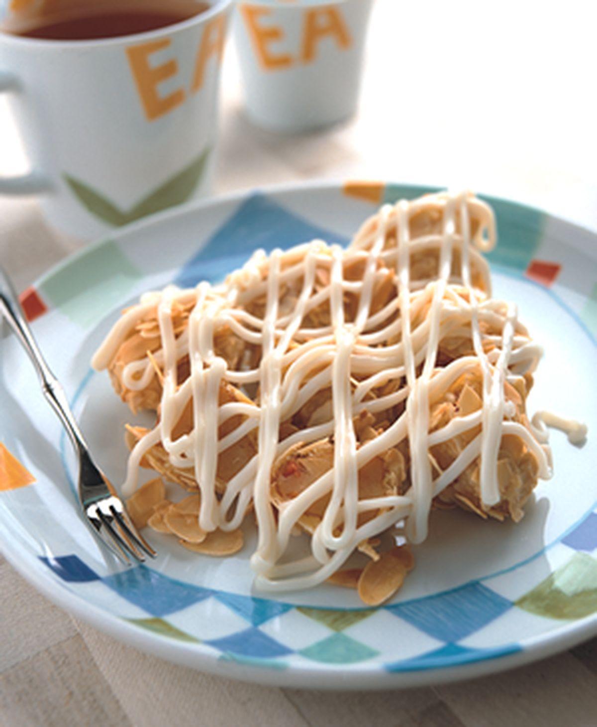 食譜:杏片揚丸